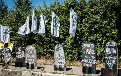 Miasmi a Spinetta per l'impianto di depurazione, vogliamo chiarezza e sicurezza!