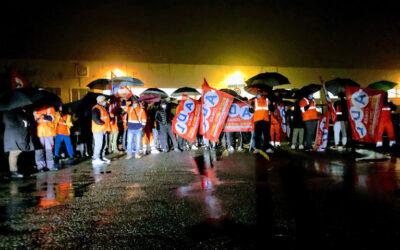 Giovedì 26 novembre sciopero al magazzino Maxi Di a Spinetta Marengo