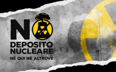 No al deposito nucleare nazionale. Venerdì 15 gennaio assemblea pubblica