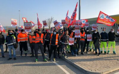 Grande successo dello sciopero alla COOP di Vercelli. Domani nuova giornata di sciopero
